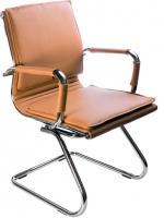 Кресло конференц Бюрократ CH-993-Low-V/Black низкая спинка черный